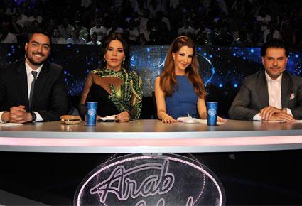 وردة مفاجاه اراب ايدول الجمعة arab-idol-4-15-05-20