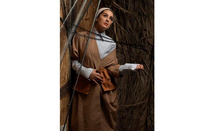 8d8fa6b743bc7 آسيا الفرج متألّقة بالثوب التقليدي في رمضان  فماذا عنك أنت؟