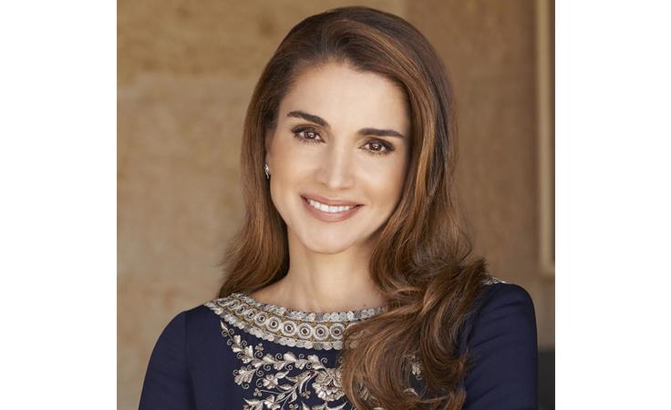 نواعم تكشف لكِ عن أسرار الملكة رانيا في الجمال والرشاقة