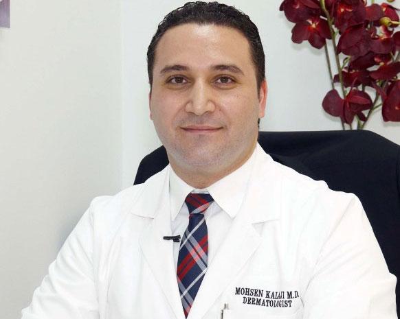 د. محسن قلعجي لـنواعم: الحلّ السريع للتعرّق هو البوتوكس