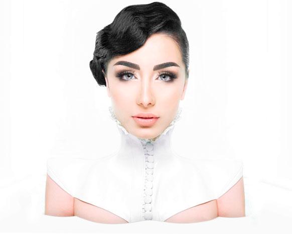اختصاصي التجميل Bouba يضع خطوط مكياج عروس 2020 في 5 إطلالات!