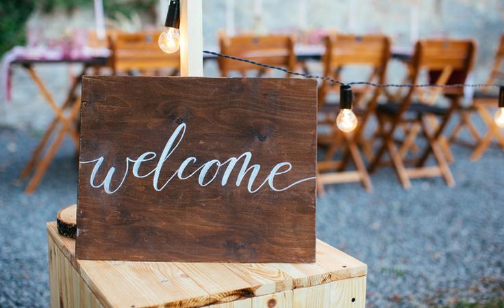 هذه هي أفضل النصائح لاختيار مكان تنظيم زفافك!