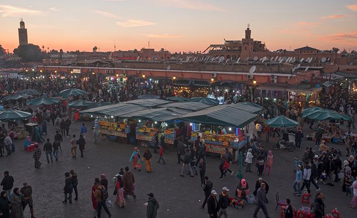 8 أسباب ستقنعك باختيار المغرب لقضاء شهر العسل
