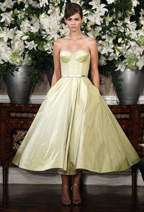3da93503e اختاري فستان ليلة الحناء من تشكيلة نيويورك 2013 | نواعم