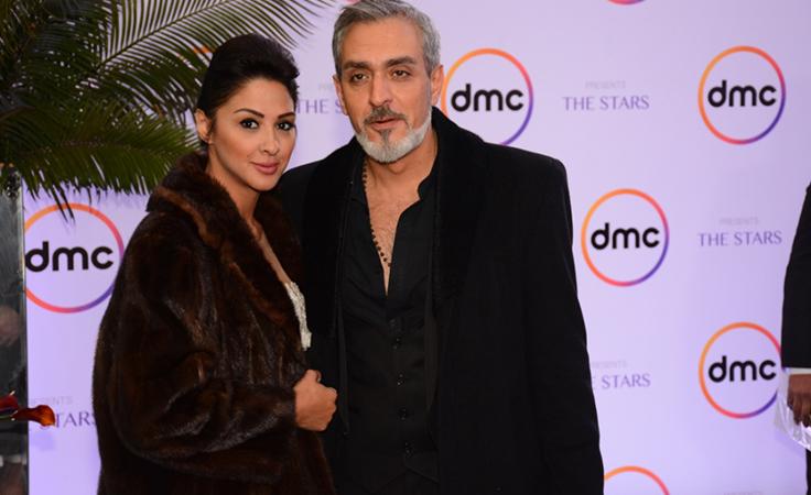 النجوم يجتمعون في حفل افتتاح قناة DMC