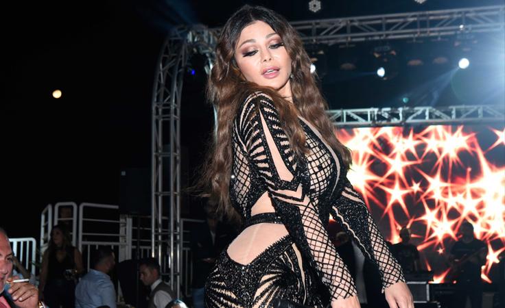 نانسي عجرم وهيفاء وهبي يشعلان حفلات عيد الأضحى