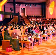 نواعم تنقل لك وقائع منتدى فاطمة بنت مبارك الدولي للأمومة والطفولة