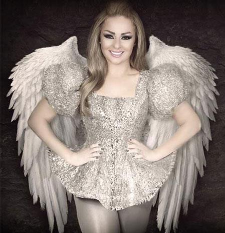ديانا كرزون... النجمة العربية الأقل أناقةً لعام 2013!