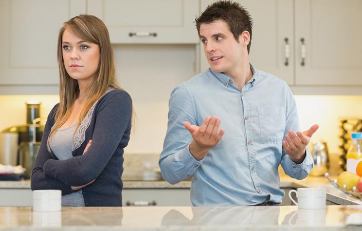 5 أشياء تقود زواجك نحو الطلاق