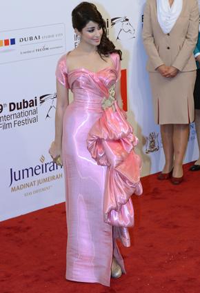 أجمل وأسوء 13 إطلالة في مهرجان دبي السينمائي