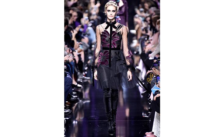 9d94a13e5 هذه هي الفساتين التي ستختارها هيفاء ونانسي من تشكيلة إيلي صعب! | نواعم