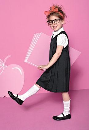 ملابس العوده للمدارس 2012 ملابس