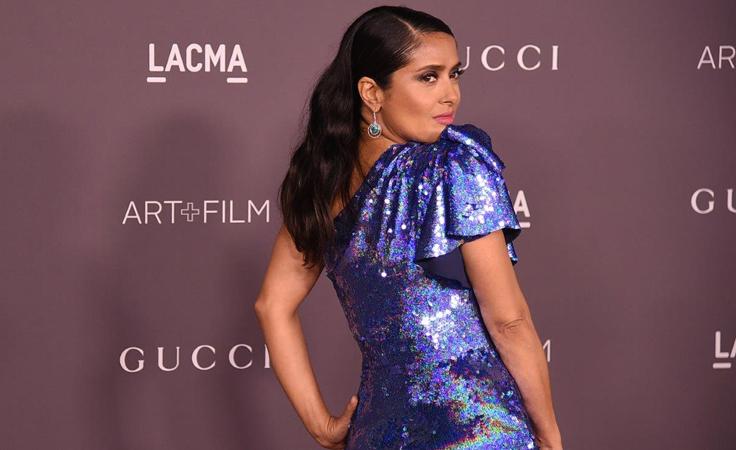 إطلالة كيم كاردشيان تخطف الأنظار في حفل LACMA ART+ Film Gala