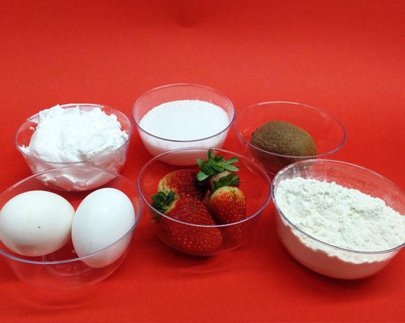 طريقه عمل الغابة البيضاء حلوى غير تقليدية سهلة وشهية