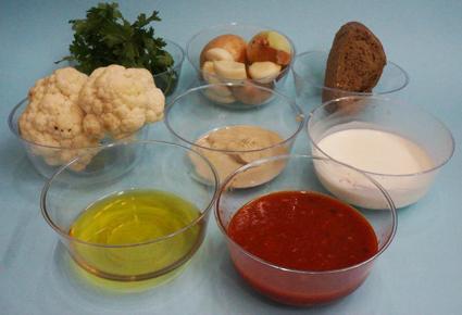 طريقة عمل شوربة القنبيط: اكلات سريعة و جديدة للرجيم
