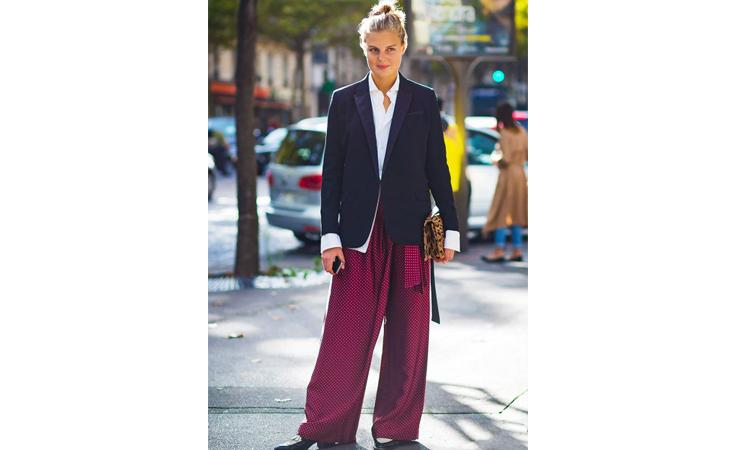 أفكار خلّاقة لارتداء البلايزر بطرق غير تقليدية