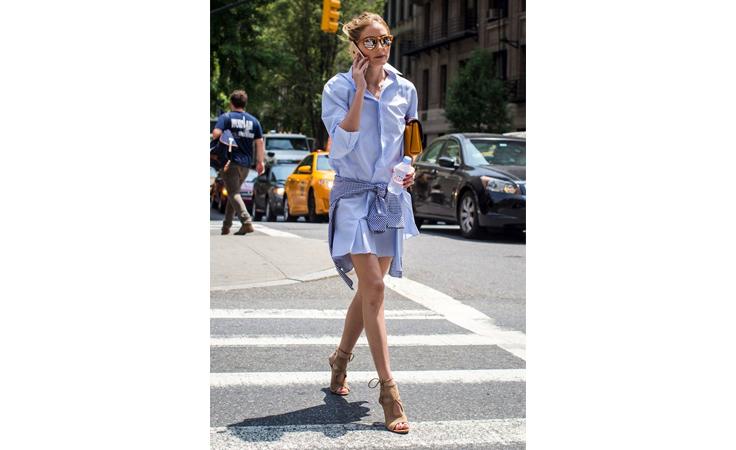 كيف تختارين الفستان على شكل قميص لترتديه في شتّى الأماكن؟