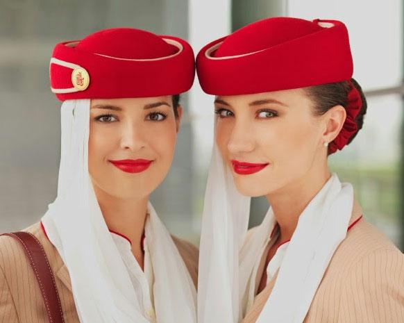 كيف تحافظين على جمالك عند السفر كمضيفات الطيران؟