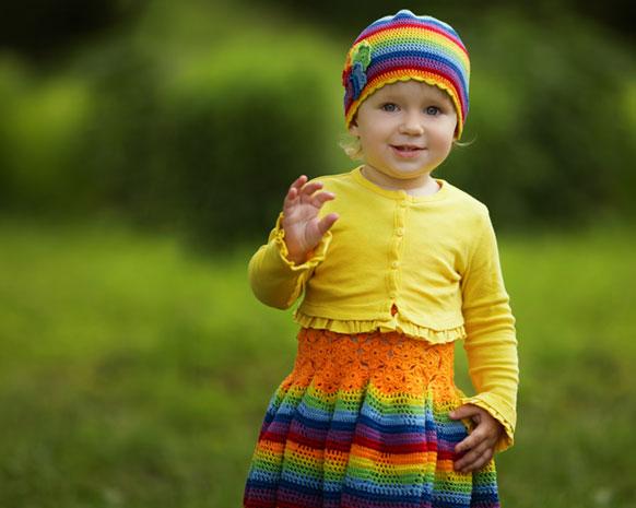 نتيجة بحث الصور عن إلقاء التحية طفل