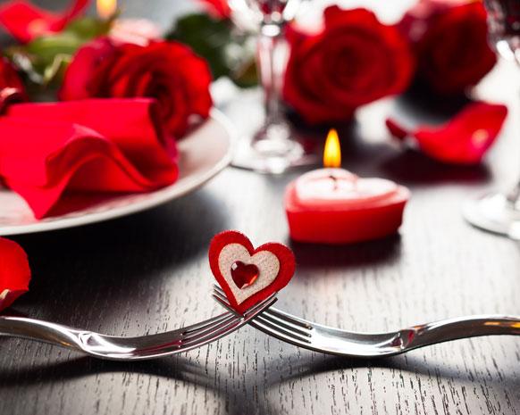 5 أفكار رومانسية مبتكرة لزينة يوم الحب