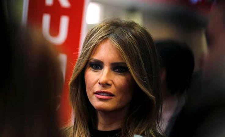 زوجة دونالد ترامب الأولى تثير غيرة ميلانيا ترامب