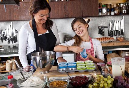 10 وسائل تجعل غذاء أطفالك صحّياً