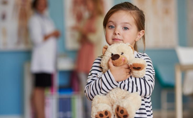6 نصائح ناجحة لتهدئة اضطراب طفلك المريض