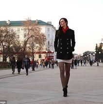 بالصور : إليك أطول عارضة أزياء في العالم