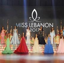 كيف كانت الإطلالات في حفل انتخاب ملكة جمال لبنان