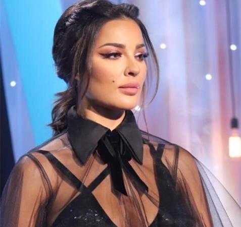الحب أبكى نادين نجيم وهذه قص ة خلافها مع زوجها نواعم