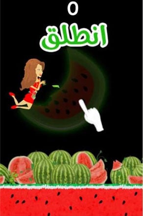 نانسي عجرم تتحوّل إلى ملكة البطيخ الإلكترونية؟
