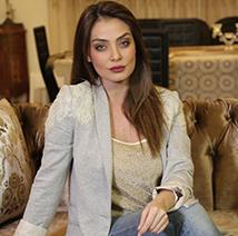 النجمة دجا حجازي: أرفض تشبيهي بأنجلينا جولي وحلمي ليس التمثيل
