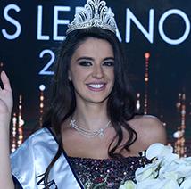 ملكة جمال لبنان بيرلا الحلو في أول تعليق لها
