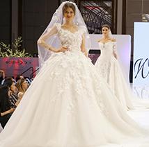 مدينة الحبتور تحتفل بـ Dubai Wedding Collection