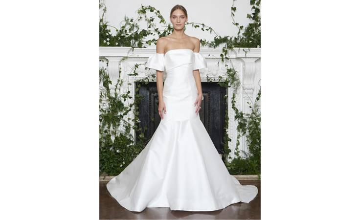 أسبوع نيويورك للموضة العرائسية.. المزيد من الابتكارات المذهلة