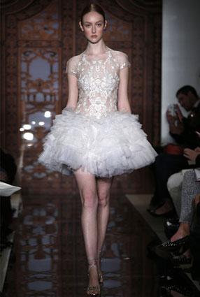 041ec63cd1984 أيّ فستان زفاف يناسب جسمك؟
