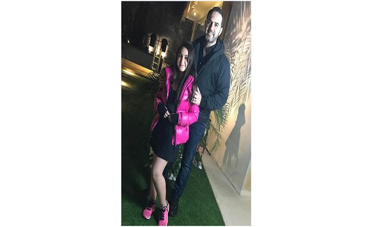 وائل جسار يشارك الجمهور صورة ابنته وهكذا وصفها