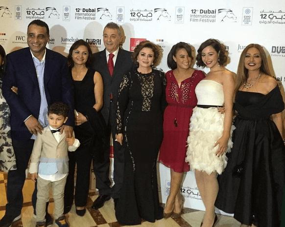 08a8d645e ليلى علوي وبوسي شلبي متألقتان بأزياء زينة زكي في دبي | نواعم