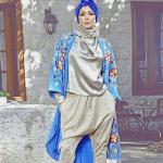 لا تفوّتي رؤية أول إطلالة كاملة لأمل حجازي بالحجاب