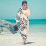 إليك تصاميم شرقية بامتياز للمرأة الخليجية بالأحرف العربية!