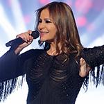 كارول سماحة نجمة رقص النجوم وتُغني الحبّ في ١٨ فبراير