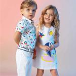 """""""إميليو بوتشي"""" يعلن إطلاق خطه الخاصّ بالأطفال بالتعاون مع """"سيمونيتا"""""""