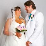 الزواج بامرأة ممتلئة يجعل الرجل أكثر سعادة!
