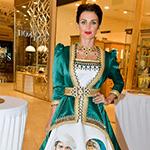أحببنا قفطان ليلة الحنّة من المصمّمة سارة بنت محمد