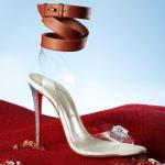 لن تصدّقي ممّا استوحى كريستيان لوبوتان مجموعة الأحذية الجديدة