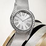 ناتالي طراد تستلهم من ساعات Gala من Piaget تصاميم حقائبها الجديدة