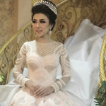 فستان زفاف مستوحى من القصص الخيالية الأكثر إعجاباً على إنستغرام!