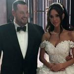 الثري الروسي الذي أهدى خطيبته خاتماً بـ 8 ملايين دولار يتزوج بحفل خيالي