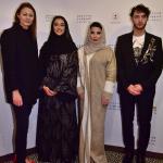 السعودية تدخل إلى عالم الأزياء في أسبوع الموضة العربي 2018