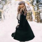 إطلالات ستيفاني صليبا الشتوية في موسكو تُلهمنا بأناقتها